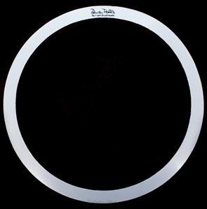 """Abafador de Tambores Luen Dudu Portes Muffle Ring 16"""" para colocar sobre a pele (1800316)"""