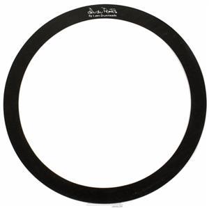 """Abafador de Tambores Luen Dudu Portes Muffle Ring Black 13"""" para colocar sobre a pele (1800613)"""