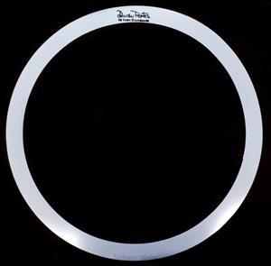 """Abafador de Tambores Luen Dudu Portes Muffle Ring 15"""" para colocar sobre a pele (1800315)"""