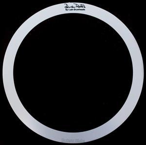"""Abafador de Tambores Luen Dudu Portes Muffle Ring 13"""" para colocar sobre a pele (1800313)"""