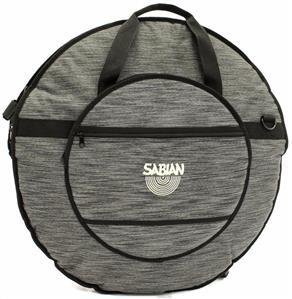 """Bag de Pratos Sabian Classic Heathered Gray C24HBK Alto Luxo Compatível com Pratos até 24"""""""
