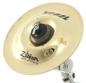 """Bell Zildjian Sound Effects Series Zil-Bel Volcano Cup 7.5"""" Sino de Efeito"""