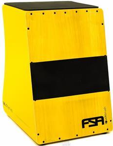 Cajón FSA Touch Brush FT7004 Signature Dudu Portes com Captação Ativa e Resina para Vassourinha