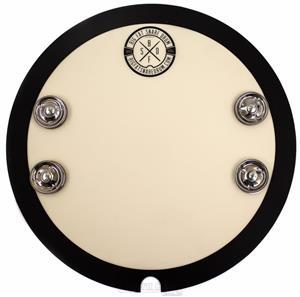 """Controlador de Caixa Big Fat Snare Drum Joshs Snare-Bourine BFSD1SB Platinelas 14"""" Som Extra Grave"""