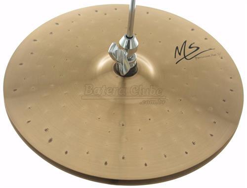 "Chimbal Orion MS Percussion ""Funk"" Hat 12"" MS12PH em Bronze B10 Handmade"
