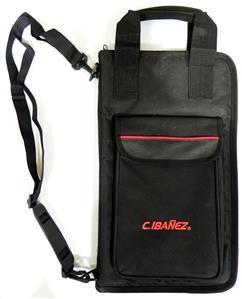 Bag de Baquetas C. Ibañez Big Bag Tamanho Jumbo para até 20 Pares Padrão Top de Linha Extra Grande
