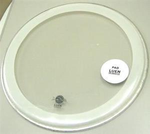 "Pele Luen Dudu Portes Double Clear Bass 18"" Filme Duplo e Muffle (11125)"