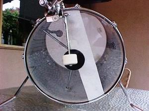 """Tiras Abafadoras de Bumbo Gibraltar SC-BF Kit com 2 Unidades Controle Harmônicos """"Vintage"""" (019361)"""