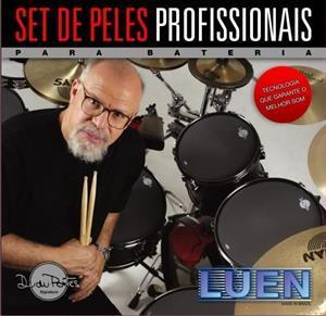 """Kit de Peles Luen Dudu Portes Double Clear Fusion 10"""", 12"""", 14"""" e 14"""" Cx (11166)"""