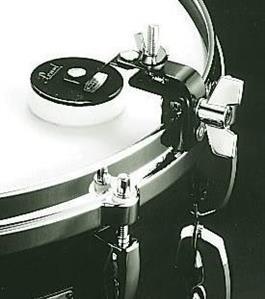 Abafador de Caixa Pearl OM-1 Externo para Caixas, Tons ou Surdos
