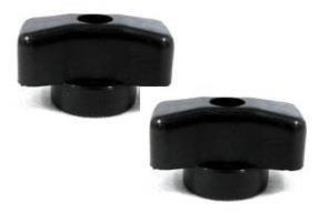 Borboleta Torelli TA008 Kit com 2 Unidades para Estantes de Prato 8mm