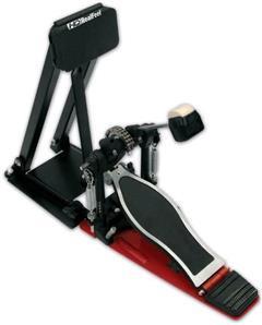 Pad de Estudo de Bumbo Evans HQ RFBass Pratique Pedal Duplo (018930)