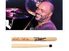 Baqueta Zildjian Signature Dennis Chambers Nylon ASDCN (Padrão 7A/5A) com Ponta de Nylon