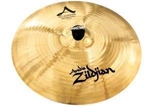 "Crash Zildjian A Custom Medium 18"""