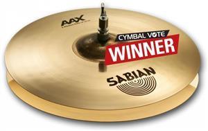 "Chimbal Sabian AAX X-Plosion 16"" Giant (Cymbal Vote)"