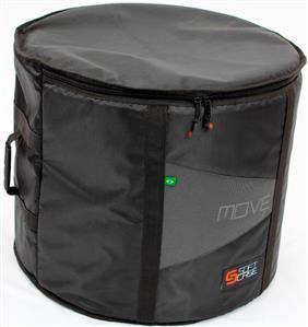 """Bag de Bumbo Soft Case Move Series 20"""" Padrão Top (919)"""