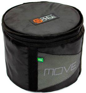 """Bag de Tom Soft Case Move Series 08"""" Padrão Top (928)"""