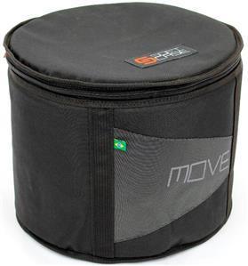 """Bag de Tom Soft Case Move Series 12"""" Padrão Top (926)"""