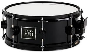 "Caixa PDP by DW Blackout Series Maple Piano Black 14x6"" Hardware Black Chrome"