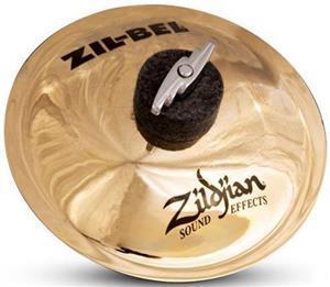 """Bell Zildjian Sound Effects Series Zil-Bel Small 6"""" Sino de Efeito"""