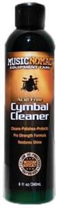 Polidor de Pratos Music Nomad Cymbal Cleaner MN111 com Mini Cristais Polidores p/ Todas as Marcas