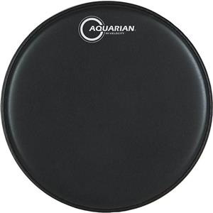"Pele Aquarian Hi-Velocity Black Coated 14"" de Caixa Power Dot VEL14BK (Similar Emperor X)"