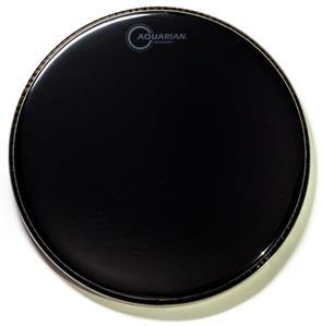 """Pele Aquarian Reflector Series 13"""" Filme Duplo Black Espelhado REF13 (Similar Black Chrome)"""