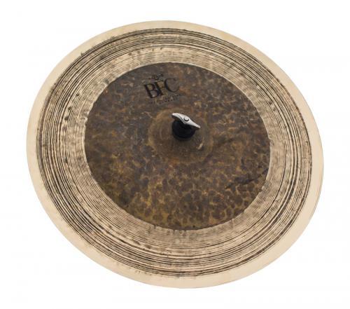"China BFC Brazilian Finest Cymbals Dry Dark 18"" DDCH18 em Bronze B20"