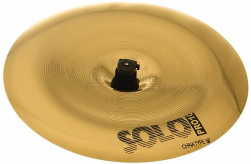 """China Orion Solo Pro 10 China Type 18"""" SP18CH em Bronze B10"""
