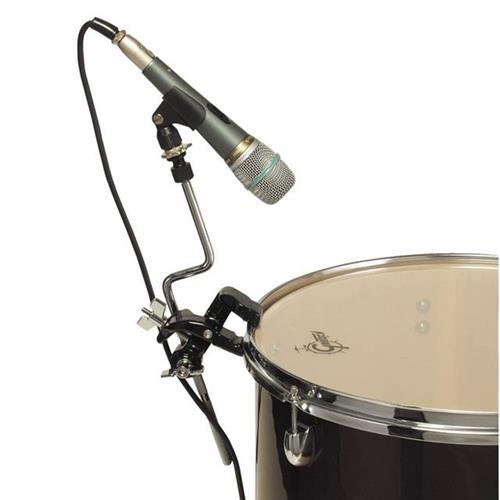 Clamp de Microfone Gibraltar Modelo Universal SC-JDRMM com Cachimbo Hunter (019287)