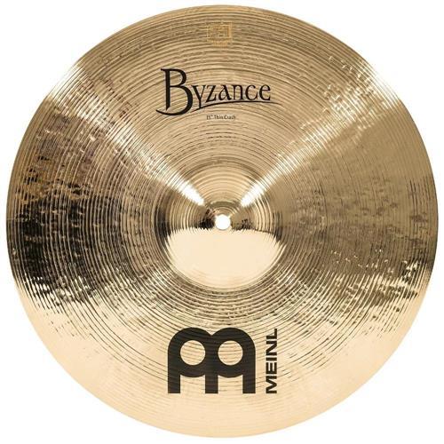 "Crash Meinl Byzance Brilliant Thin 15"""