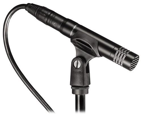Microfone Audio-Technica 20 Series AT2021 Condensador Ideal para Violão, Overheads, Piano e Coral