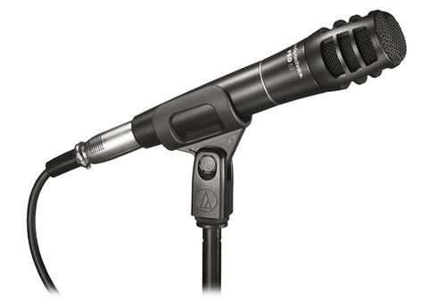 Microfone Audio-Technica Pro Series PRO 63 Ideal para Instrumentos Acústicos
