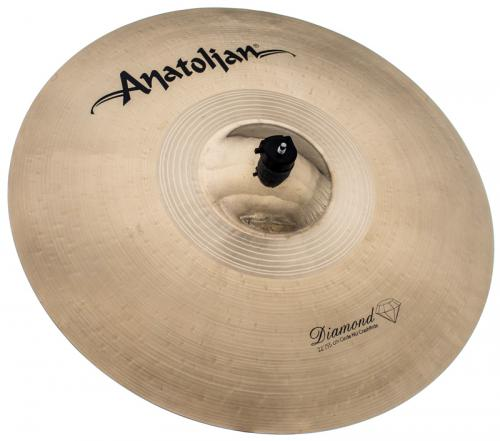 "Ride Anatolian Diamond Nu Crash Ride 22"" (Worship Cymbal) Handmade Turkish"