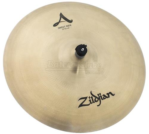 "Ride Zildjian A Series Sweet 21"" (Acervo) US$ 299"