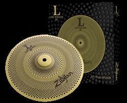 """Splash Zildjian Low Volume L80 10"""" LV8010S-S com Volume até 80% Menor"""