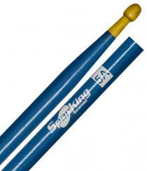 Baqueta Spanking Linha Colorida 5A Clássica Azul (4052AZ)