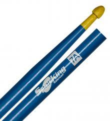 Baqueta Spanking Linha Colorida 7A Clássica Azul (4053AZ)