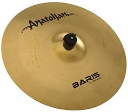 "Crash Anatolian Baris Brilliant 16"" Handmade Turkish"