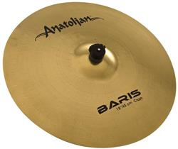 "Crash Anatolian Baris Brilliant 18"" Handmade Turkish"