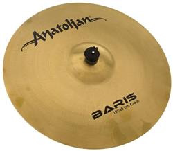 "Crash Anatolian Baris Brilliant 19"" Handmade Turkish"