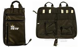 Bag de Baquetas Vic Firth Stick Bag SBAG2 Gigante em Couro Sintético Topíssima de Linha (6307)