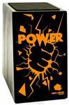 Cajón Liverpool Nirvana Power CAN-003 com Assento Emborrachado em E.V.A.