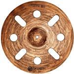 "Crash Octagon Groove New Concept 16"" GR16FN Crash de Efeito tipo O-Zone e EFX"