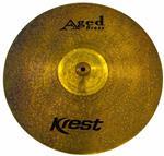 "Crash Ride Krest Aged Brass Vintage 18"" AB18CR"