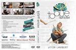 DVD Toque Bateria com Vítor Lambert com Mais de 2 Horas de Conteúdo Completo