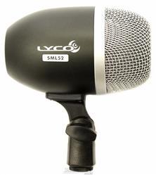 Microfone de Bumbo Lyco LDKPro SML52 Dinâmico Unidirecional 20Hz/15kHz