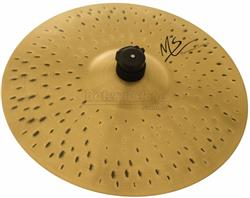 "Crash Orion MS Picante Percussion 14"" MS14PE em Bronze B10 Handmade"