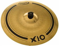 "Crash Orion X10 de 17"" SPX17MC em Bronze B10"