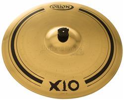 """Crash Orion X10 de 18"""" SPX18RC em Bronze B10"""